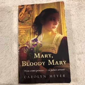 Mary Bloody Mary Book